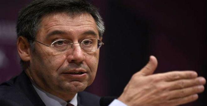 رئيس فريق برشلونة يقدم استقالته لهذا السبب !