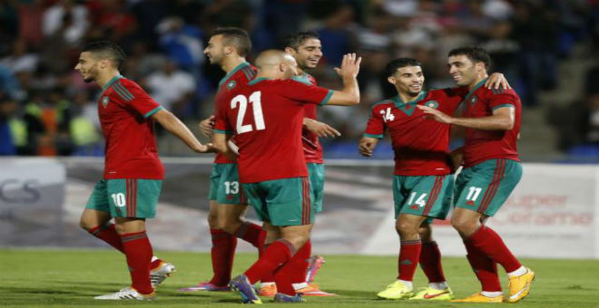 المنتخب المغربي يتقدم في تصنيف الفيفا