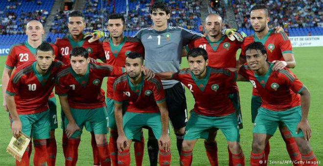 المنتخب المغربي يفوز بصعوبة على نظيره الليبي