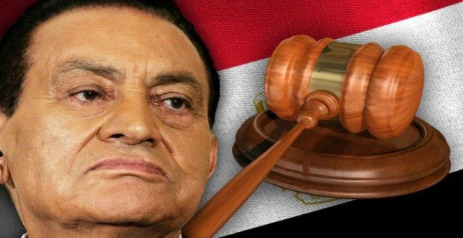 محكمة النقض تعيد محاكمة الرئيس المصري الأسبق حسنى مبارك