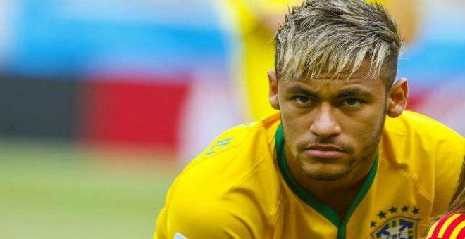 هذه عقوبة نيمار بعد طرده في مباراة كولومبيا