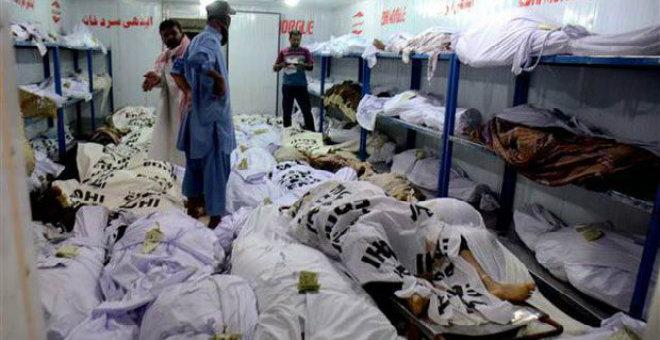 باكستان تحمل شركة كهرباء مسؤولية قتلى موجة الحر