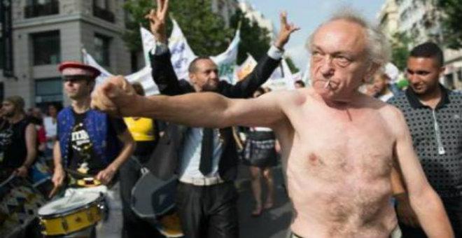 فرنسا..مصابون باضطرابات عقلية ينظمون مسيرة احتجاجية