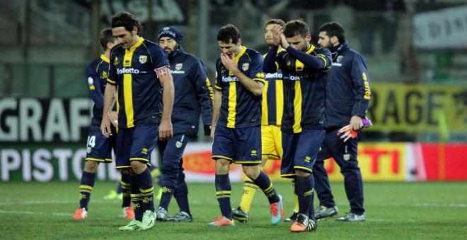 فريق بارما الايطالي يسقط للقسم الرابع هواة