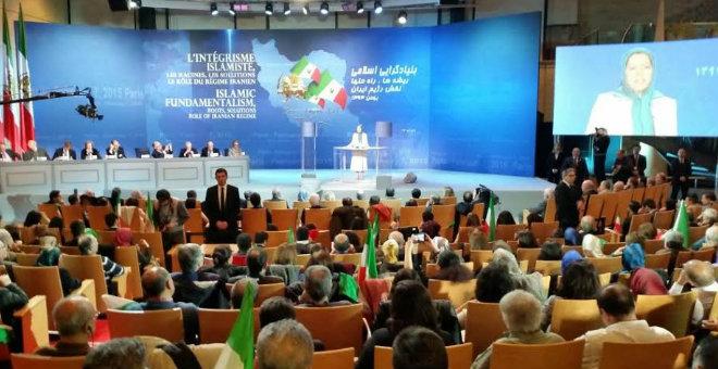 باريس تحتضن المؤتمر السنوي للمعارضة الإيرانية