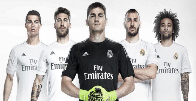 ريال مدريد يعرض القميص الجديد للموسم المقبل