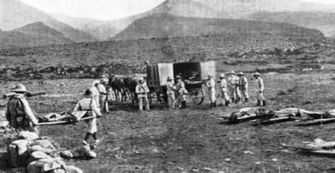 اسبانيا ترد على التجمع الأمازيغي بشأن حرب  الغازات في الريف