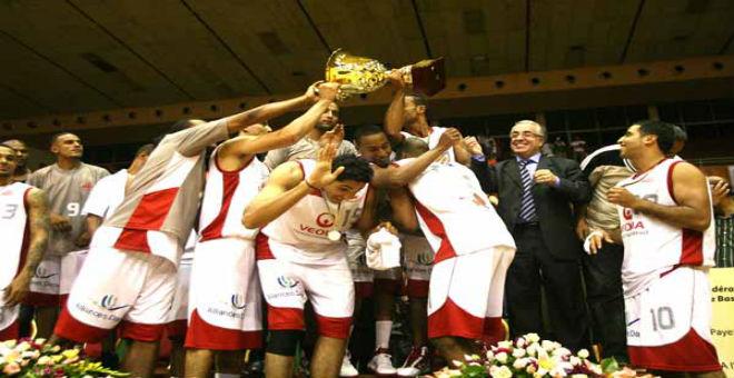 جمعية سلا يحرز بطولة المغرب لكرة السلة