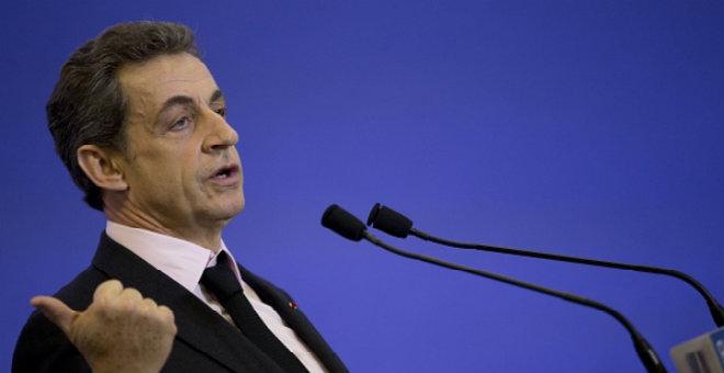ساركوزي يندد بأي مقاطعة