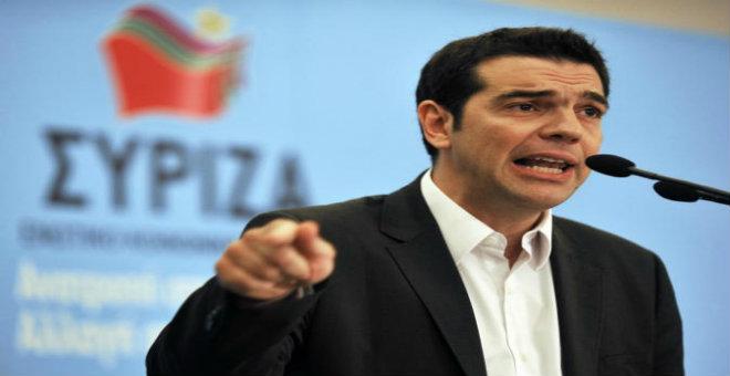 رئيس الوزراء اليوناني يهاجم دائني بلاده