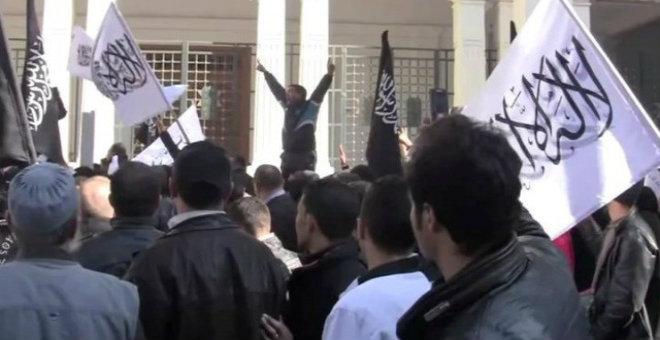 حزب التحرير بتونس يواجه حملة تطالب بحله