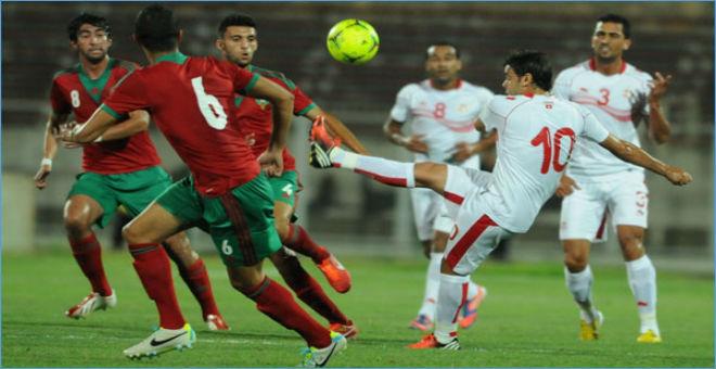 تعادل صعب للمحليين أمام المنتخب التونسي
