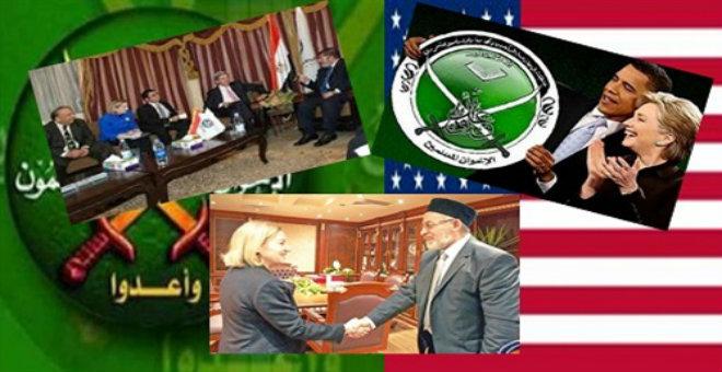 الإخوان المسلمون غير مرحب بهم في واشنطن