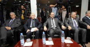 أحزاب المعارضة الجزائرية