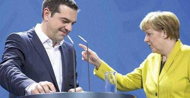 صحف..ألمانيا تترقب إفلاس اليونان