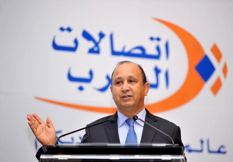 اتصالات المغرب تصل 51 مليون زبون وتحقق 17 مليار درهم منتصف 2015