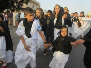 أطفال الصحراء