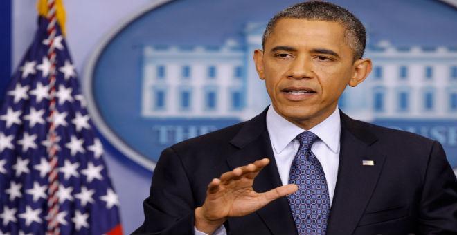 أوباما يطالب روسيا ونظام الأسد بالالتزام بوقف إطلاق النار