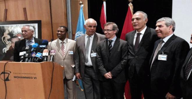 اتفاق الصخيرات..مجلس الأمن يشيد بجهود  المغرب في دعم المباحثات  الليبية