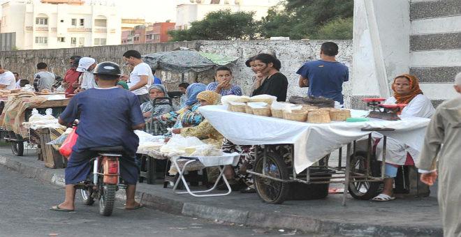 اللمسة النسائية تطغى على الأسواق الرمضانية بالمغرب