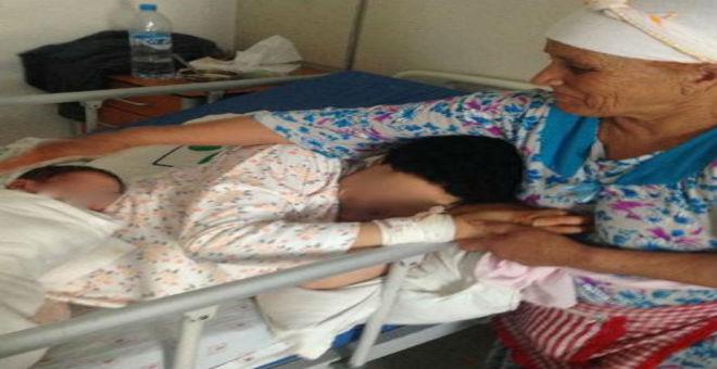 حملة إنسانية لجمع التبرعات لفوزية الدمياني على
