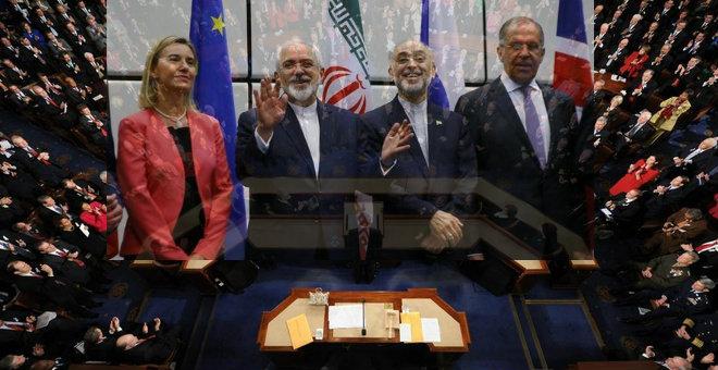 الكونغرس يتسلم نص الاتفاق النووي مع إيران للتصويت عليه