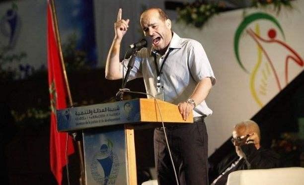 شبيبة بنكيران تزور الخطيبة السابقة  لأحمد منصور