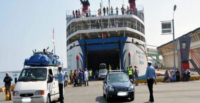 زيادة نسبة 50 في المائة في عدد المهاجرين المتوافدين عبر شمال المغرب
