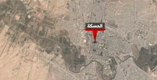 محافظة الحسكة السورية