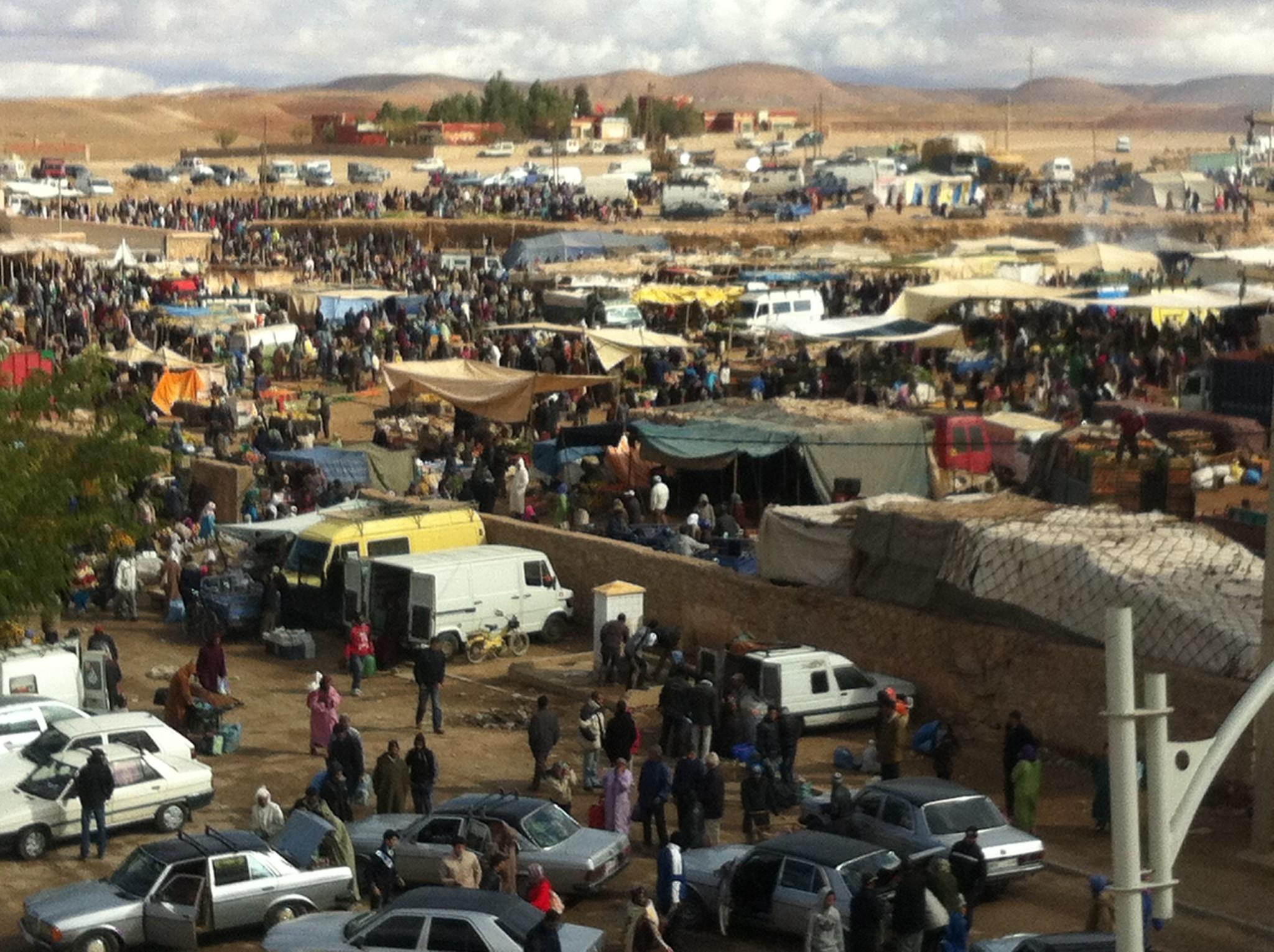 وفاة متّهم بالسرقة في بومية ضواحي ميدلت متأثرا بجراحه