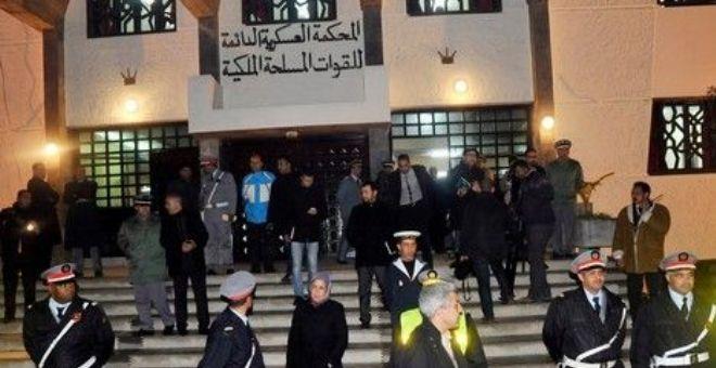 عرض النظام الخاص بالقضاة العسكريين على  مجلس وزاري مقبل