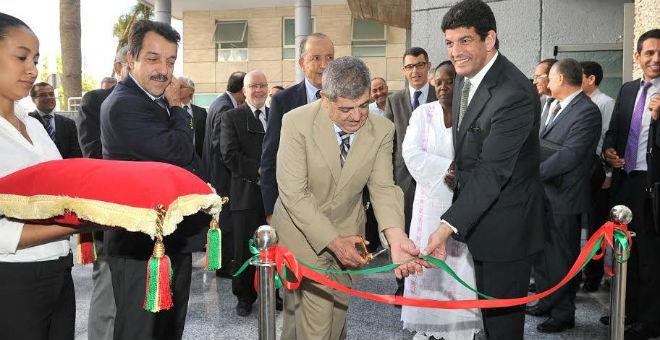 افتتاح مقر التكتل الصناعي الشمسي لدعم مشاريع الطاقات المتجددة