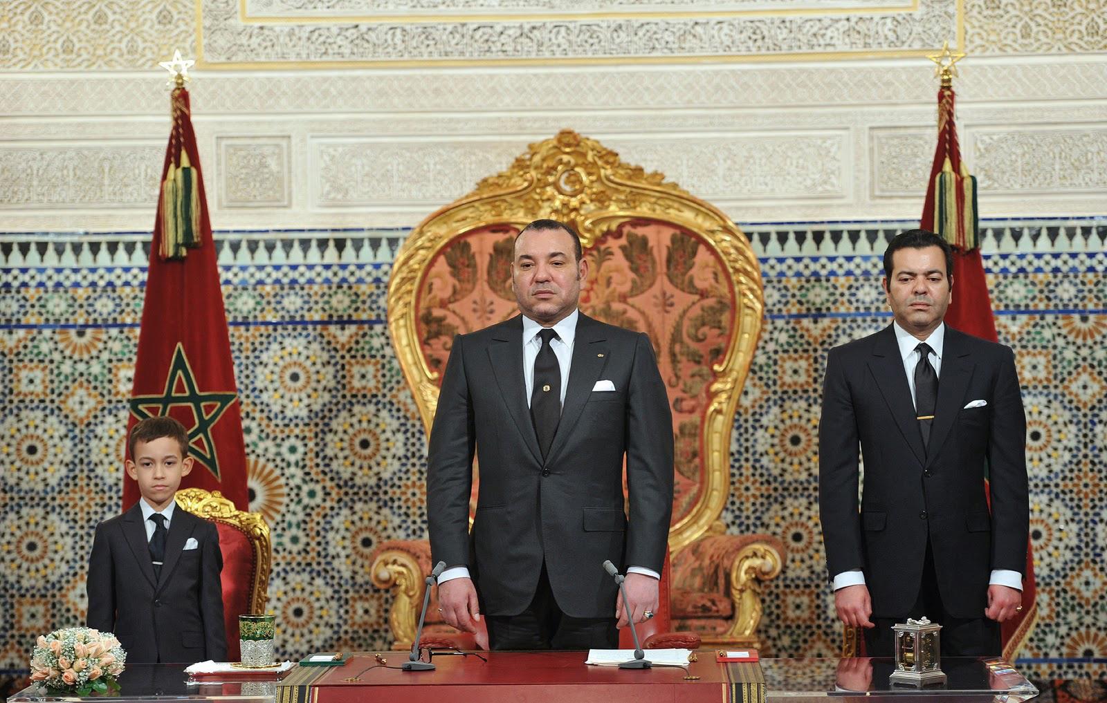 الملك يدعو لإبعاد المقصّرين بمصالح الجالية المغربية