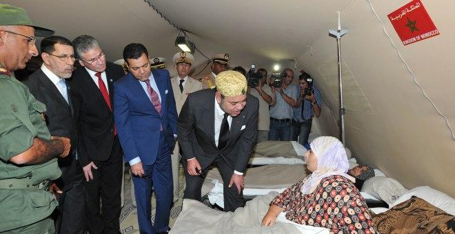 أكثر من 10 ألاف لاجيء سوري استفادوا من المستشفى المغربي في مخيم الزعتري