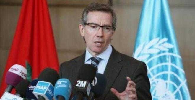 الأطراف الليبية توقع بالأحرف الأولى  على