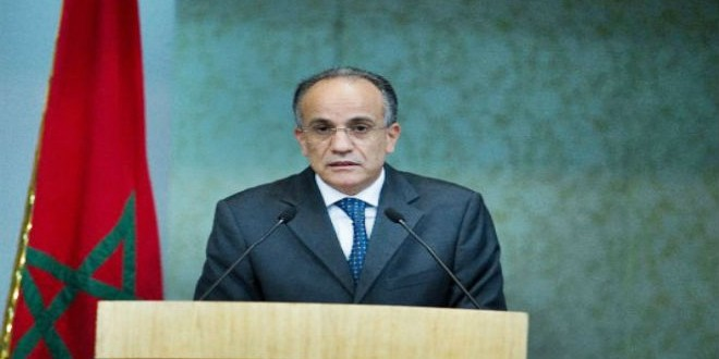 الوزير محمد عبو