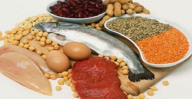 دراسة: تناول البروتينات بعد الصيام يقي من ارتفاع السكر