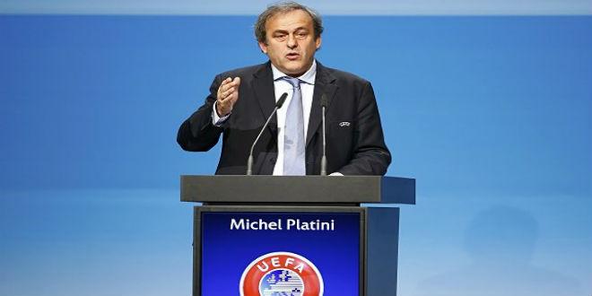 بلاتيني يقاضي الفيفا في المحكمة الرياضية الدولية