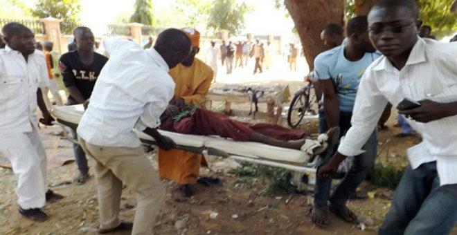 تفجيرات جوس بوسط بنيجيريا تودي بحياة 44 على الأقل