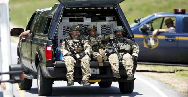 أميركا: مقتل أفراد  من المارينز في إطلاق نار.. والمهاجم كويتي