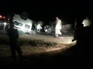 حادثة سير طانطان زوج