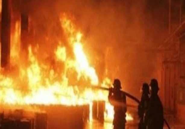 حريق في مطعم بكورنيش الدار البيضاء