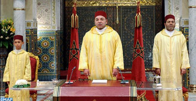 الملك محمد السادس يترأس بالرباط احتفالات عيد العرش