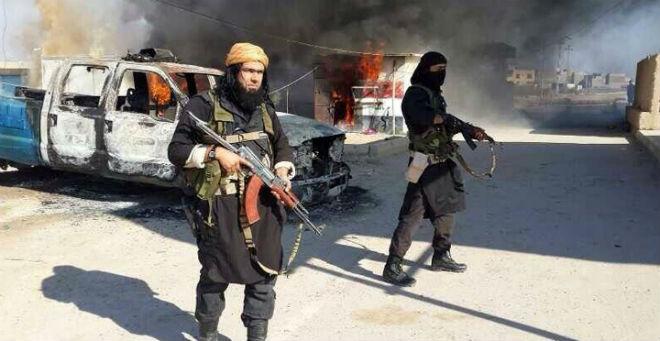 رغم تحريرها..700 داعشي يتحصنون بـ