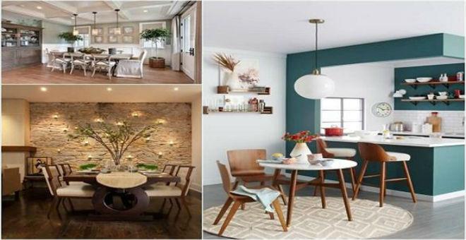 10 أفكار لإضاءة أنيقة في غرفة المعيشة
