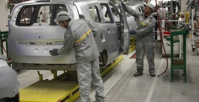 صناعة السيارات..المغرب يرتقي المرتبة الأولى في شمال افريقيا
