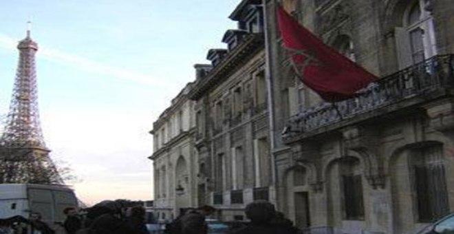 اقتحام سفارة المغرب في باريس: عمل  مدبر  ضد مصالح المملكة