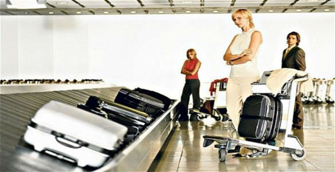 ماذا تفعل إذا فقدت حقائبك في المطار؟