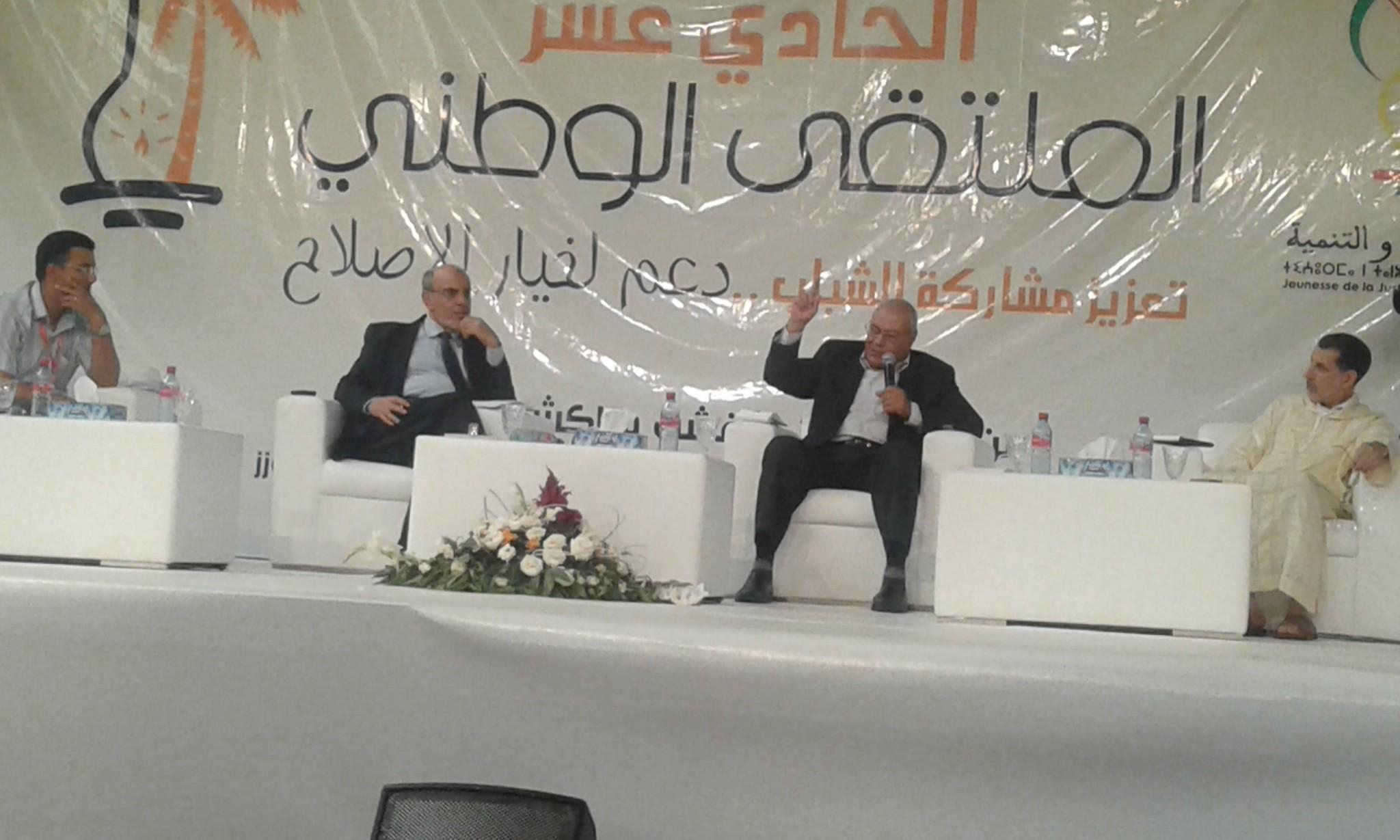 بيرنارد كازنوف: لاشيء بإمكانه تدمير العلاقات بين فرنسا والمغرب