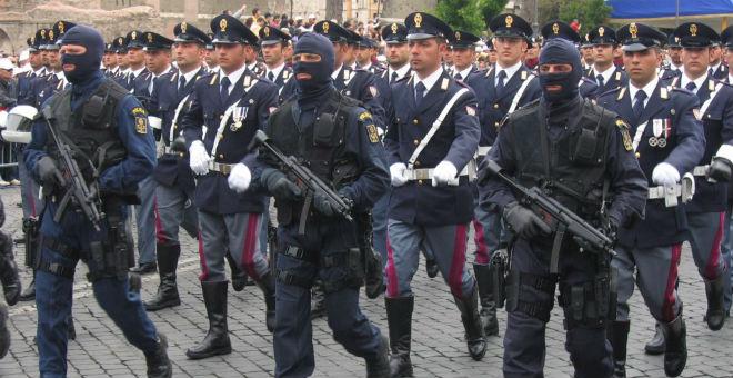 الشرطة الإيطالية تعتقل تونسياً وباكستانياً خططا لأعمال إرهابية